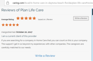Care Services Reviews