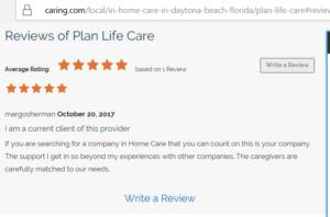 Care Services Reviews