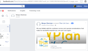 Care Services Review On Facebook