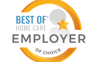 Best of Home Care - Employer award