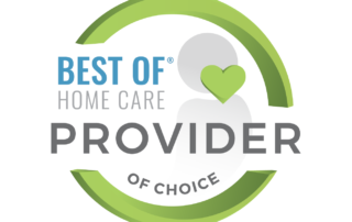 Best of home care - Provider award